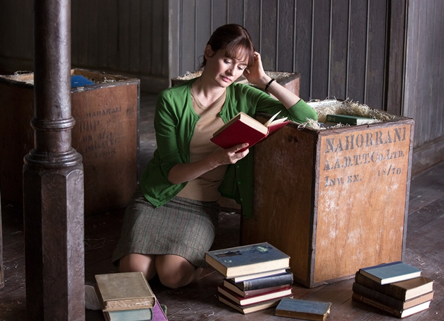 Foto Film The bookshop